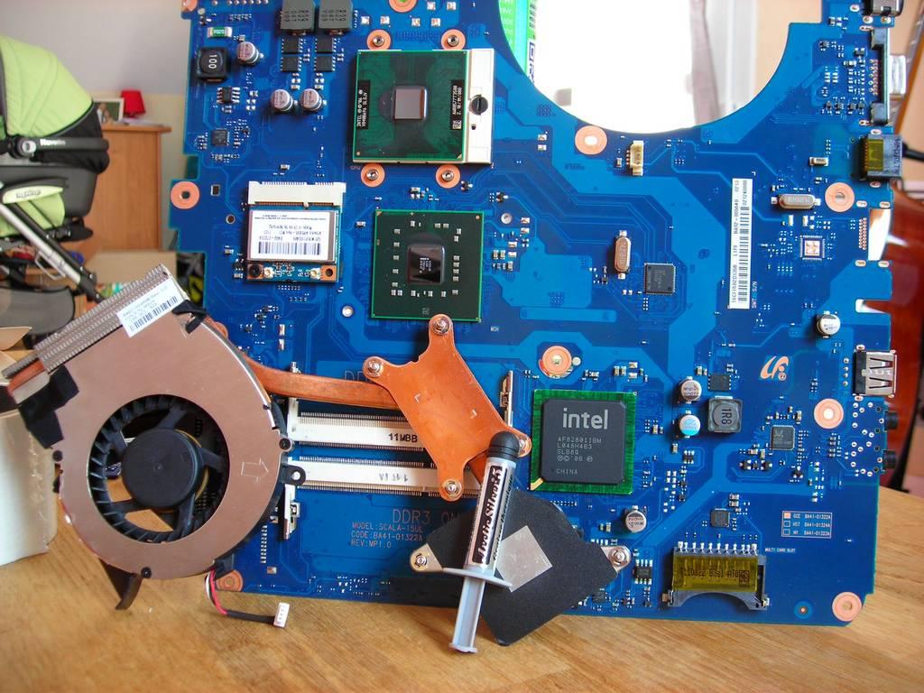 comment changer le intel d 39 un pc portable ordinateur portable produits forum high tech. Black Bedroom Furniture Sets. Home Design Ideas