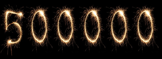 Mon blog a dépassé les 500.000 visites. dans Non classé 1351788209